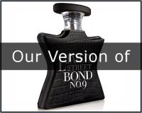 Lafayette Street : Bond No 9 (our version of) Perfume Oil (U)