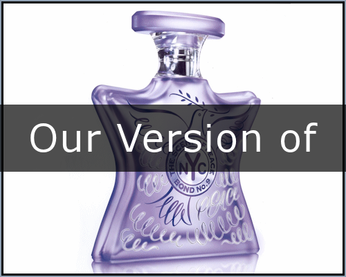 The Scent Of Peace : Bond No 9 (our version of) Perfume Oil (W)