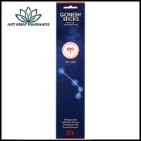 Aries Incense : Gonesh Zodiac Collection