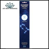 Gemini Incense : Gonesh Zodiac Collection