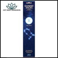 Gemini Incense : Gonesh Zodiac Collection