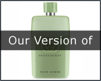 Guilty Love Pour Homme : Gucci (our version of) Perfume OIl (M)