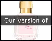 L'Eau A La Rose : Maison Francis Kurkdjian (our version of) Perfume Oil (W)